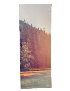 Mountain Lake Towel
