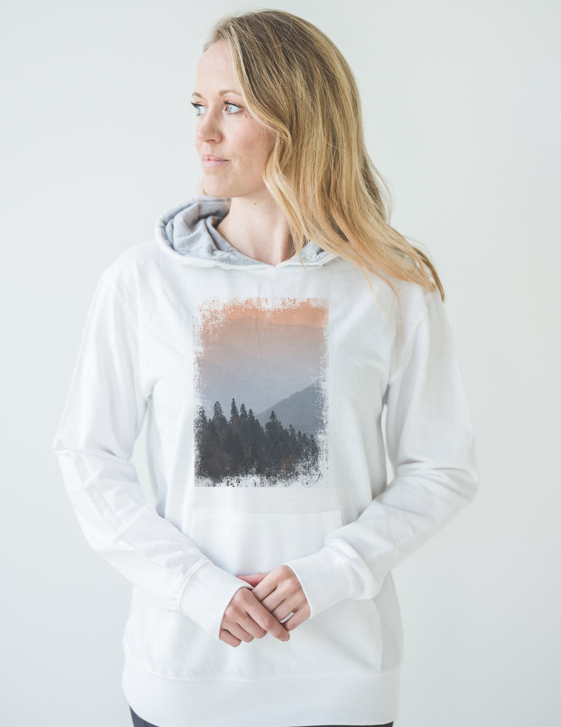 Mountain Twilight Hoodie