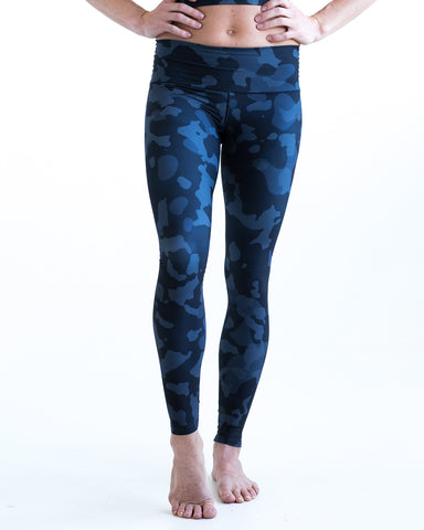 Onyx Camo Yoga Pants *FINAL SALE*