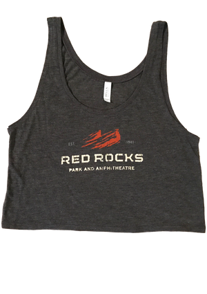 Red Rocks Crop Top  *FINAL SALE*