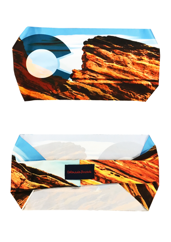 Red Rocks Amphitheater Headband