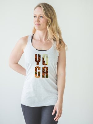 Red Rocks Yoga Tank