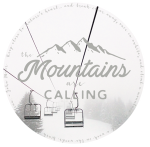 Mountains Are Calling Hoodie