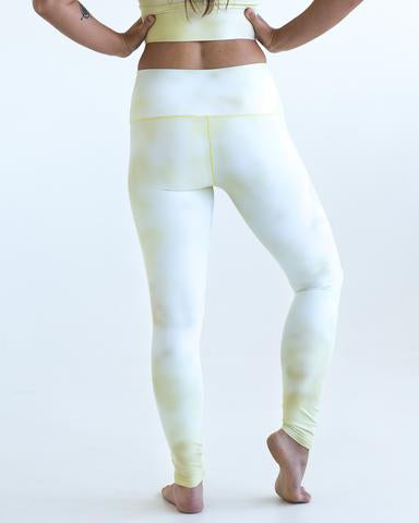Sunshine Tie Dye Sports Bra & Yoga Pants Bundle