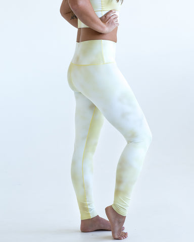 Image of Sunshine Tie Dye Yoga Pants