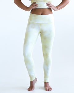 Sunshine Tie Dye Yoga Pants