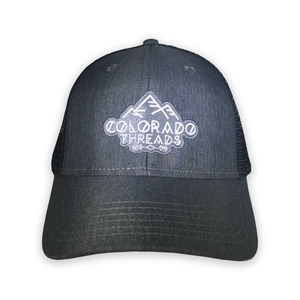 Threads Grey Trucker Hat