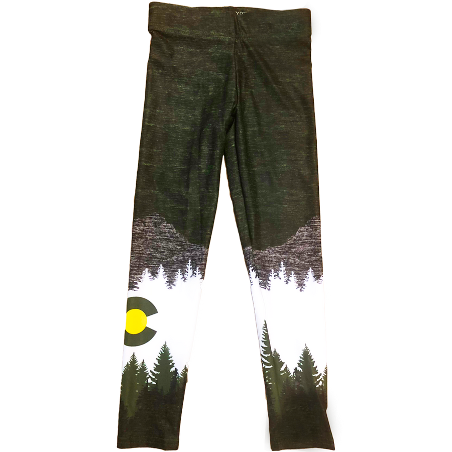 Olive Native Youth Pants