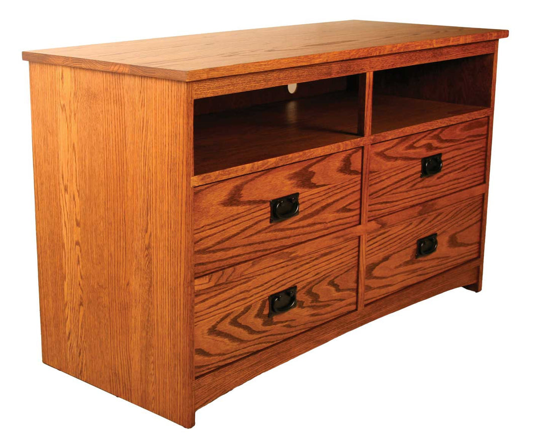 113 TV Cabinet with 4 Drawers - Old Hippy Wood Products 2415-80 Ave, Edmonton, AB