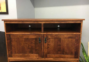 112 TV Cabinet with 2 Doors - Old Hippy Wood Products 2415-80 Ave, Edmonton, AB