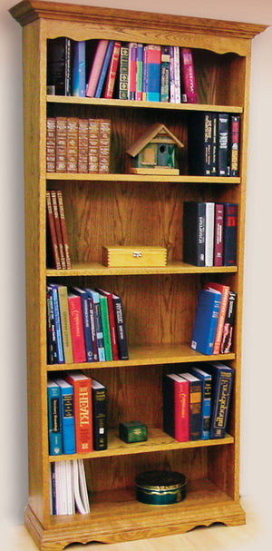 "153 Bookshelf (Case Measure) 14"" x 36"" x 78""H - Old Hippy Wood Products 2415-80 Ave, Edmonton, AB"