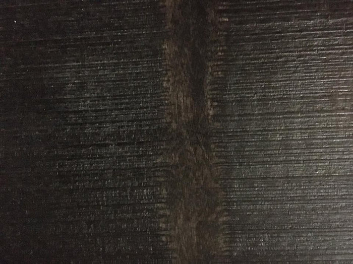 Rustic Midnight Birch Stain Sample