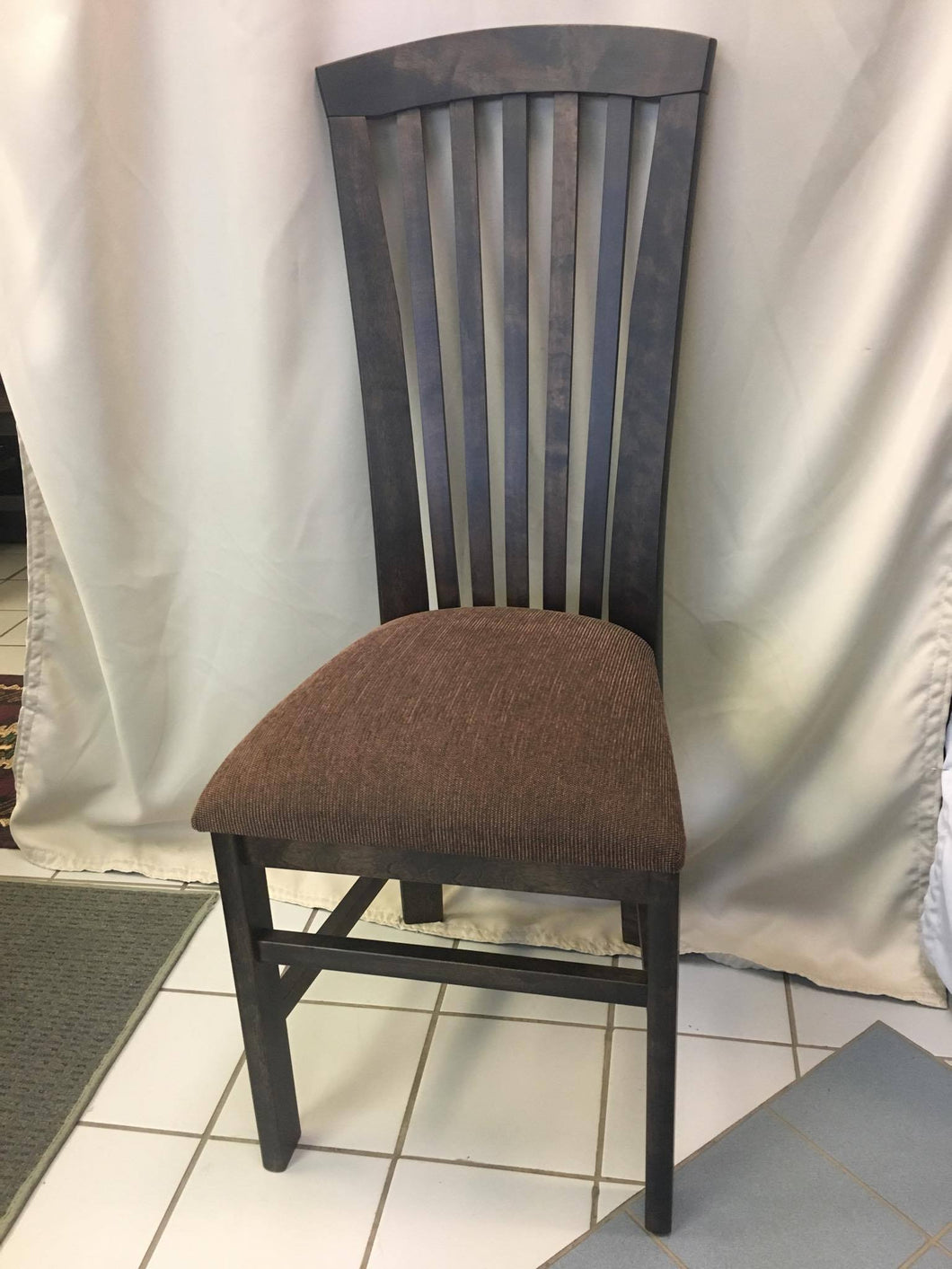763 Tulip Side Chair Priced with Fabric Seat - ONLY 4 LEFT! - Old Hippy Wood Products 2415-80 Ave, Edmonton, AB