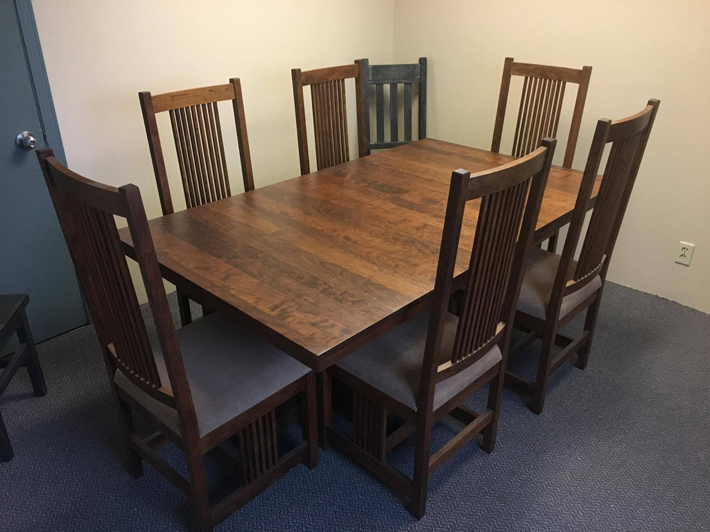 Cherry Table and Chair Set