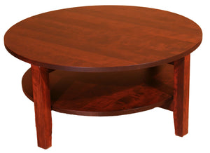 3007 Shavargo Coffee Table with Shelf - Old Hippy Wood Products 2415-80 Ave, Edmonton, AB