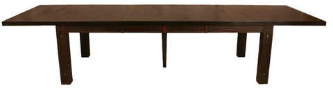 "Super Table 42""x72"" plus 4 x 18"" leaves"