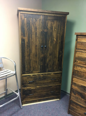 Rustic Wardrobe - Old Hippy Wood Products 2415-80 Ave, Edmonton, AB