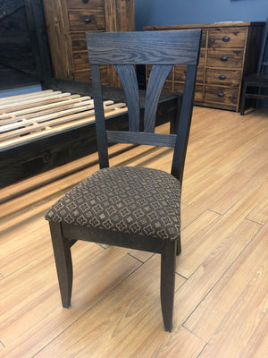 776 Bistro Side Chair Priced with Fabric Seat - ONLY 6 LEFT!