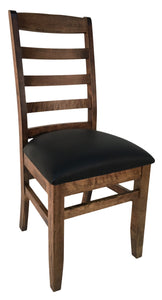 652 Ladderback Chair - Old Hippy Wood Products 2415-80 Ave, Edmonton, AB