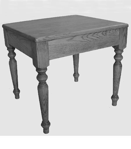070 Harvest End Table (4