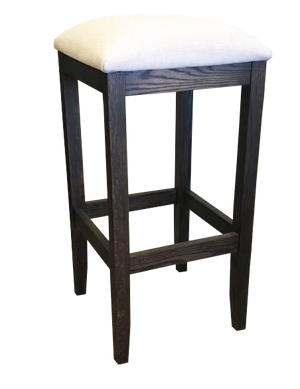 "786 Square Stool 30"" - Old Hippy Wood Products 2415-80 Ave, Edmonton, AB"