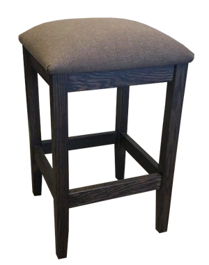 "785 Square Stool 24"" - Old Hippy Wood Products 2415-80 Ave, Edmonton, AB"