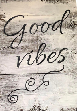 Good Vibes - Old Hippy Wood Products 2415-80 Ave, Edmonton, AB