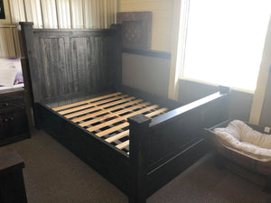 Kabin Queen Bed w/ 4 drawers underneath - Old Hippy Wood Products 2415-80 Ave, Edmonton, AB