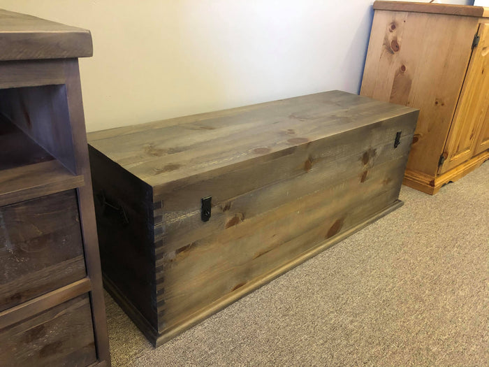 Rustic Pine Hope Chest S-194