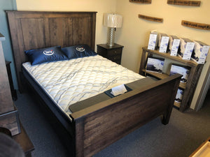 Fusion Queen Bed - Old Hippy Wood Products 2415-80 Ave, Edmonton, AB