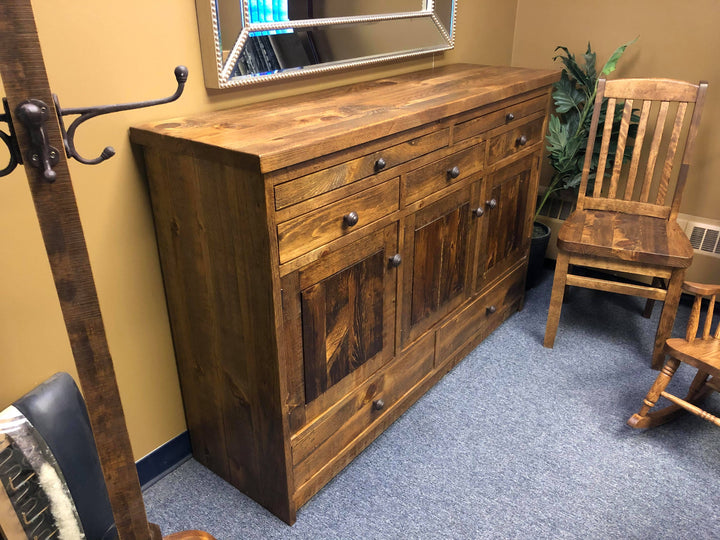 Rustic Server/Sideboard - Old Hippy Wood Products 2415-80 Ave, Edmonton, AB