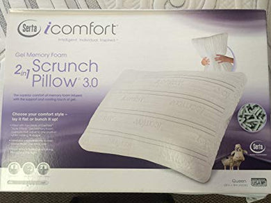 iComfort Scrunch 3.0 Pillow - Old Hippy Wood Products 2415-80 Ave, Edmonton, AB