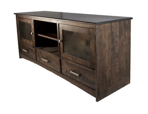 Designer Entertainment Stand - Old Hippy Wood Products 2415-80 Ave, Edmonton, AB
