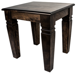 021 Designer End Table - Old Hippy Wood Products 2415-80 Ave, Edmonton, AB