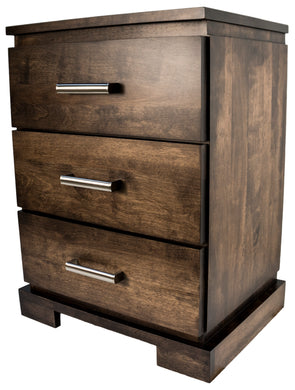 D163 3-Drawer Night Stand - Old Hippy Wood Products 2415-80 Ave, Edmonton, AB