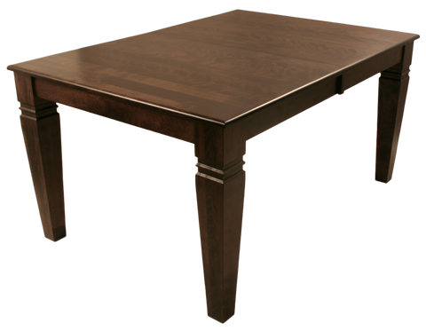 "D431 Designer 42""x60"" Table plus 2x18"" leaves"