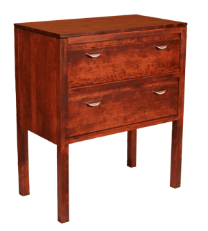 3130 Horizon Chest with 2 Drawers - Old Hippy Wood Products 2415-80 Ave, Edmonton, AB