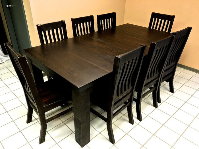 Rustic 431 Table Set