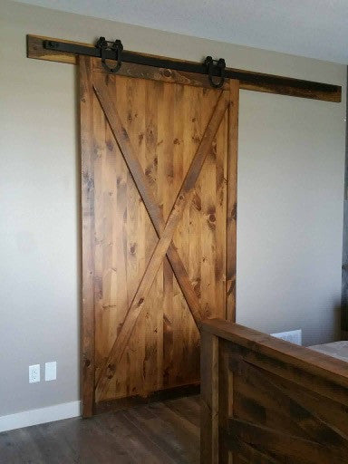 Sliding Barn Door - Old Hippy Wood Products 2415-80 Ave, Edmonton, AB