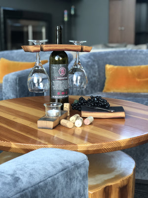 Wine Barrel Date Night Package - Old Hippy Wood Products 2415-80 Ave, Edmonton, AB