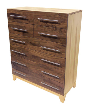 #L206A - 8 drawer dresser - Old Hippy Wood Products 2415-80 Ave, Edmonton, AB