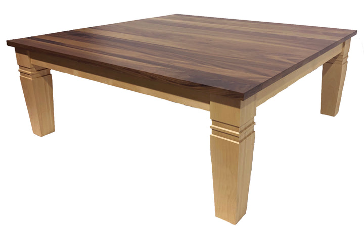 #L025 - coffee table - Old Hippy Wood Products 2415-80 Ave, Edmonton, AB