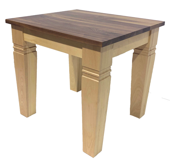 #L021 - end table - Old Hippy Wood Products 2415-80 Ave, Edmonton, AB