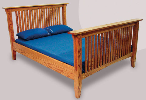 Mission Bed (Slat)