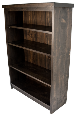 "157 Bookshelf (Case Measure) 12""x58""x78""H - Old Hippy Wood Products 2415-80 Ave, Edmonton, AB"
