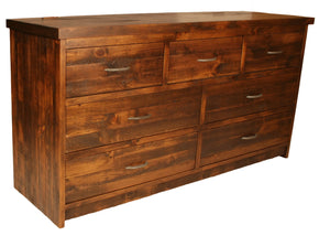 R182 7-Drawer Dresser - Old Hippy Wood Products 2415-80 Ave, Edmonton, AB