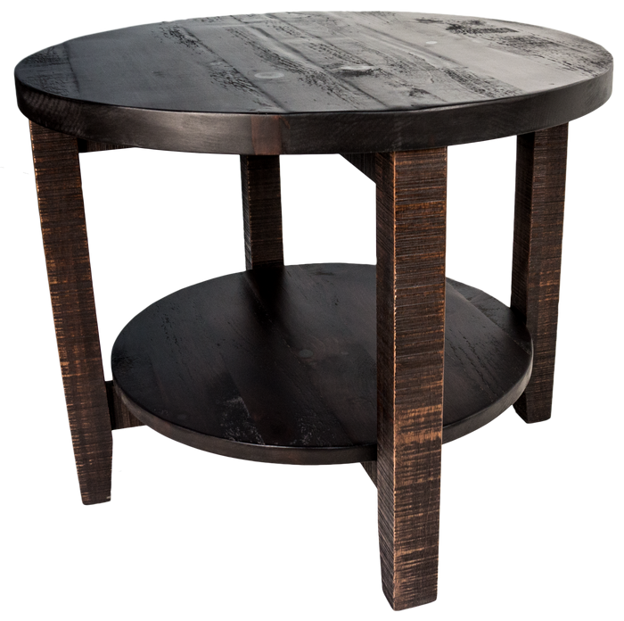 3005 Shavargo End Table with Shelf