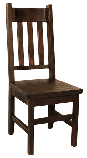 R750 Rustic Slat-Back Chair - Old Hippy Wood Products 2415-80 Ave, Edmonton, AB