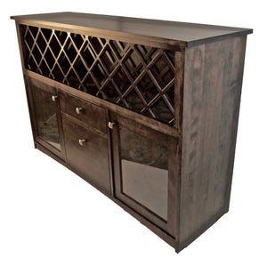Wine Holder Sideboard