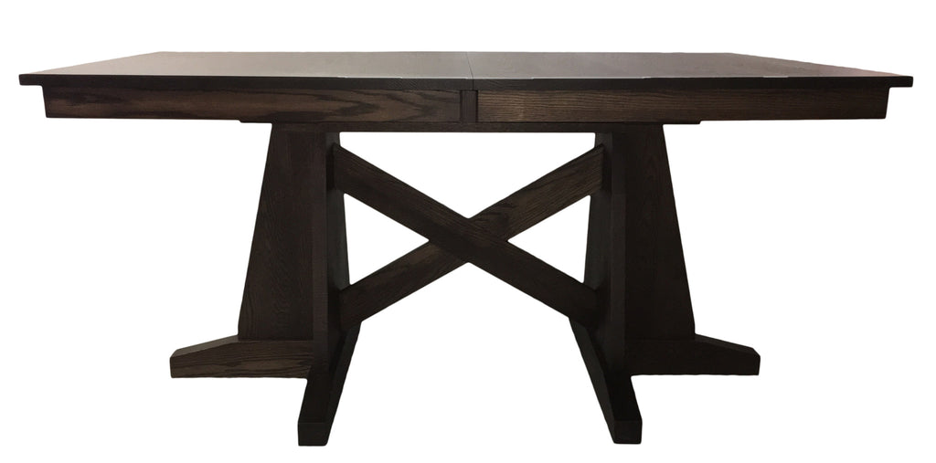 533 Square Table X Ped
